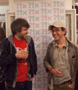 Tony and Mark from Komodo